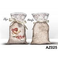 (AZ025) Szeretlek szavakkal - Ajándék ötletek – Álom zsák