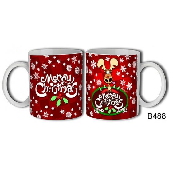 Karácsonyi ajándék | Karácsonyi bögre | Nevesajandek.hu