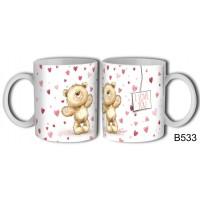 (B533) Sok szives Love You – Szerelmes ajándékok – Valentin napi ajándékok