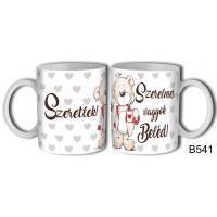 (B541) Szerelmes vagyok – Szerelmes ajándékok – Valentin napi ajándékok