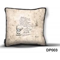 (DP003) Apa, az aki – Párna – Ajándék ötletek