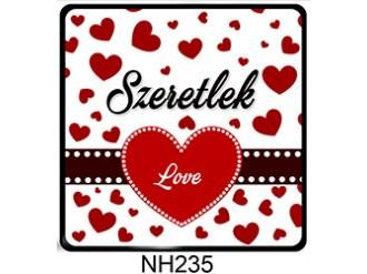 f91151e1bf (NH235) Sok szives szeretlek - Hűtőmágnes - Szerelmes Ajándék
