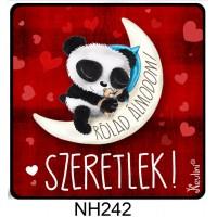 (NH242) Rólad álmodom – Valentin napi ajándék – Szerelmes ajándékok