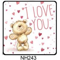 (NH243) Sok szives I love you – Valentin napi ajándék – Szerelmes ajándékok
