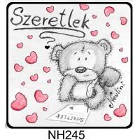 (NH245) Szeretlek Nevlini – Valentin napi ajándék – Szerelmes ajándékok