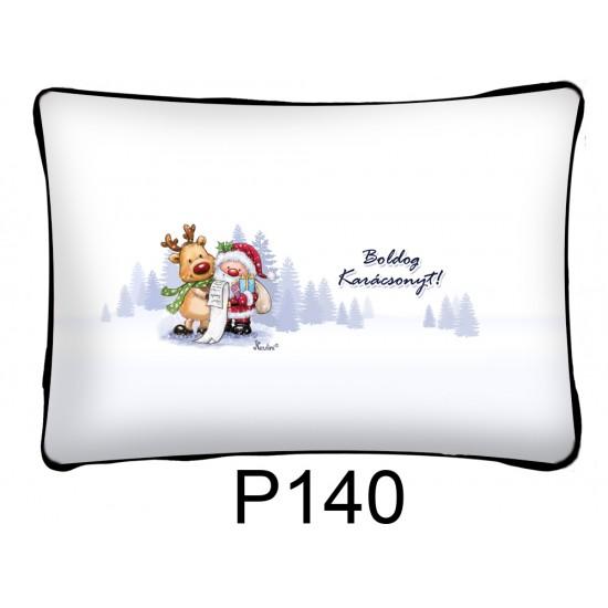 Karácsonyi ajándék ötletek   Karácsonyi párna   Nevesajandek.hu