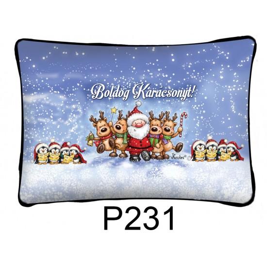 Karácsonyi ajándék ötletek | Karácsonyi párna | Nevesajandek.hu