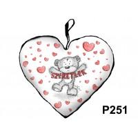(P251) Szeretlek feliratos Nevlini – Valentin napi ajándék – Szerelmes ajándékok