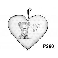 (P260) I love you Nevlini – Valentin napi ajándék – Szerelmes ajándékok