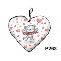 (P263) Szeretlek feliratos Nevlini – Valentin napi ajándék – Szerelmes ajándékok