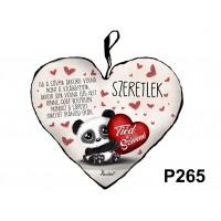 (P265) Tiéd a szívem – Valentin napi ajándék – Szerelmes ajándékok