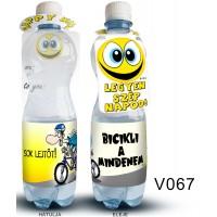 Ásványvíz bicikliseknek