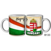 Magyarország bögrék